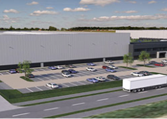 VERDION ANNOUNCES 145,000 SQ FT PRE-LET AT ITS £500  MILLION IPORT DEVELOPMENT