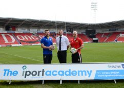 Club Doncaster & The iPort Academy Announces New Joint Sponsorship Deal