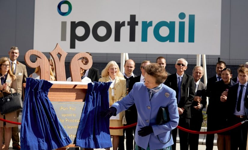 iPort Rail celebrates first-year anniversary milestone